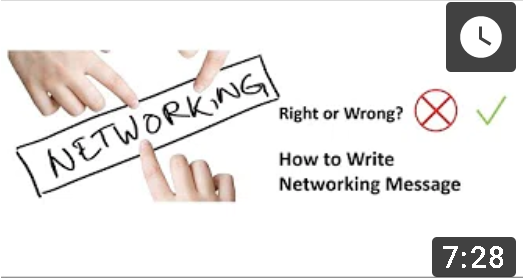 Right or Wrong, 如何写好Networking message
